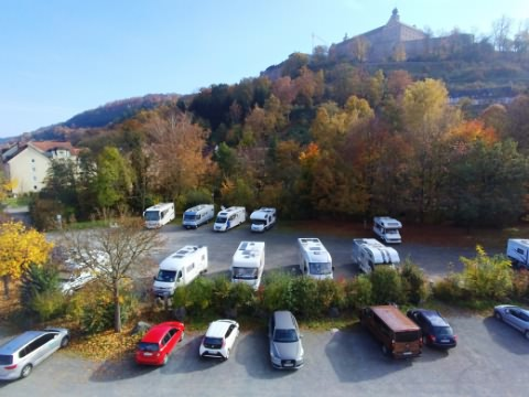 Kulmbach Stellplatz